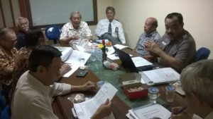 Rapat Pendiri dan Pengurus serta Pembina Indonesia Aviation & Aerospace Watchi